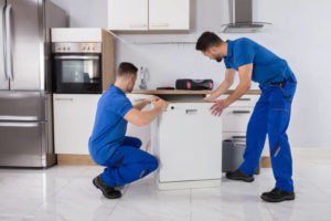 Requested Appliance Repair Services